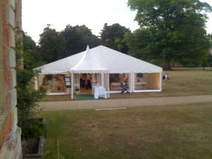 Weddings in Marquee