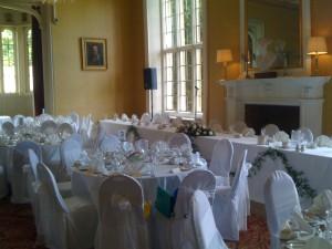 PA Hire at Hinchingbrooke House