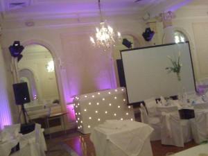 Wedding Projector Hire