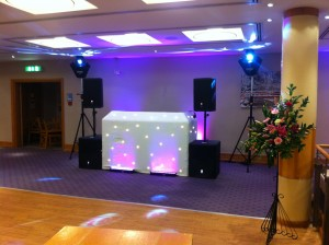 Fanhams Wedding DJ