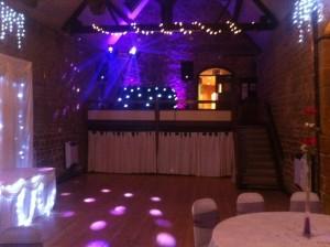 Northampton Wedding Disco