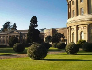 The West Wing in Ickworth