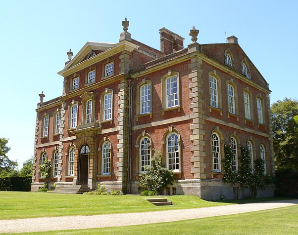 Kingston Bagpuize House, Oxford
