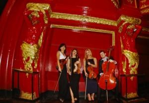 London-Quartet