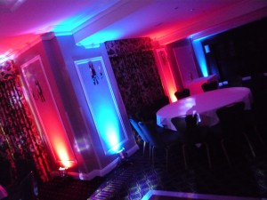 Red-and-Blue-Lighting