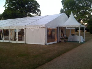 Wedding-In-Marquee