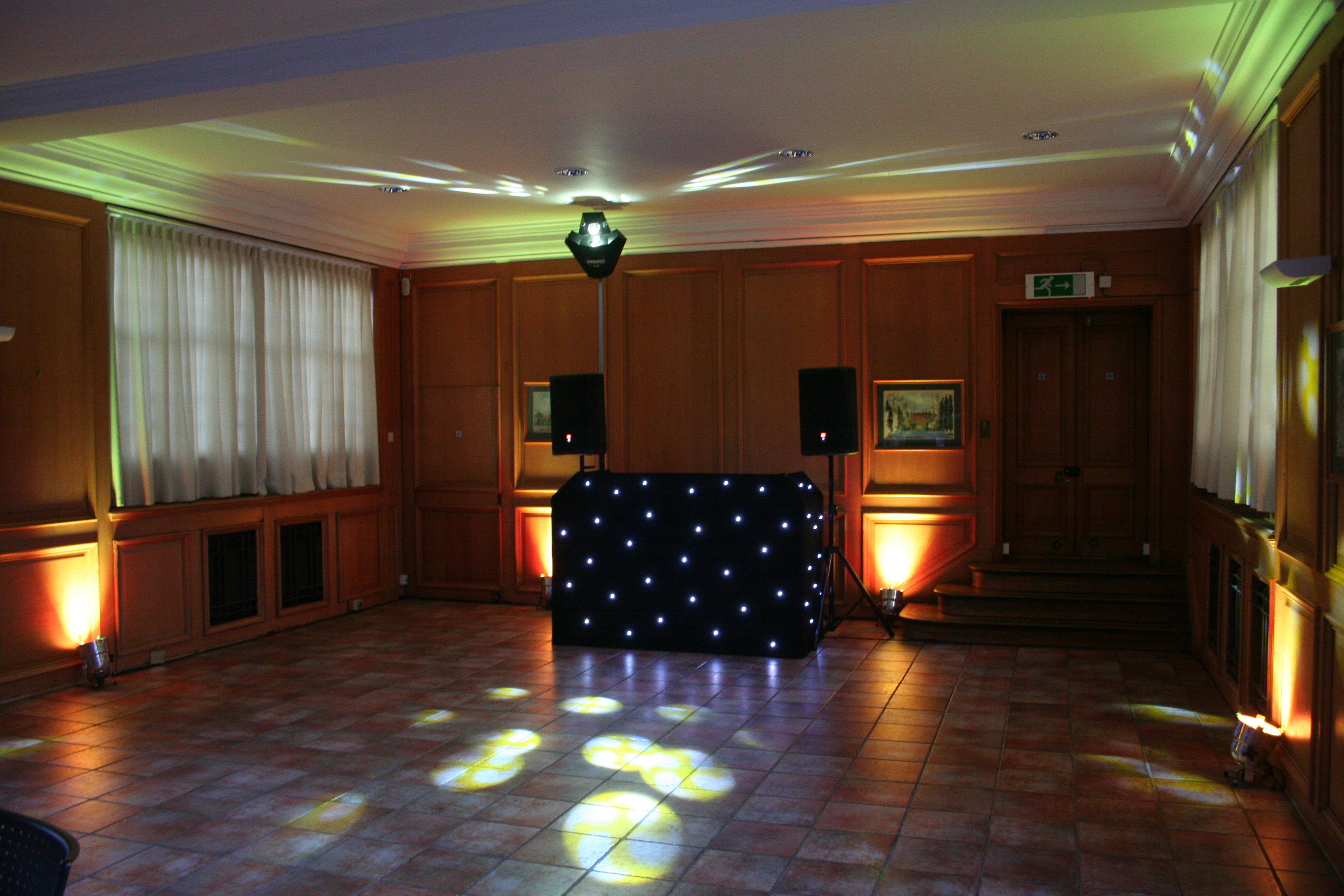 Mobile Disco for wedding