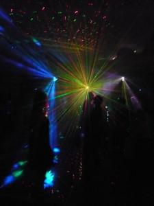 Laser for wedding