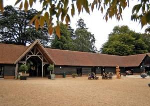 Knebworth-Barn