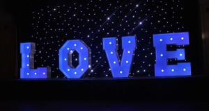 Love Letters Hire Blue