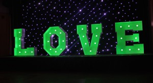 Love Letters Hire Green