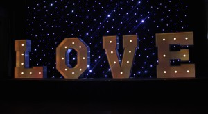 Love Letters Hire Orange