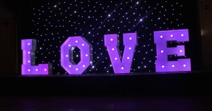 Love Letters Hire Pink