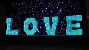 Love Letters Hire Teal
