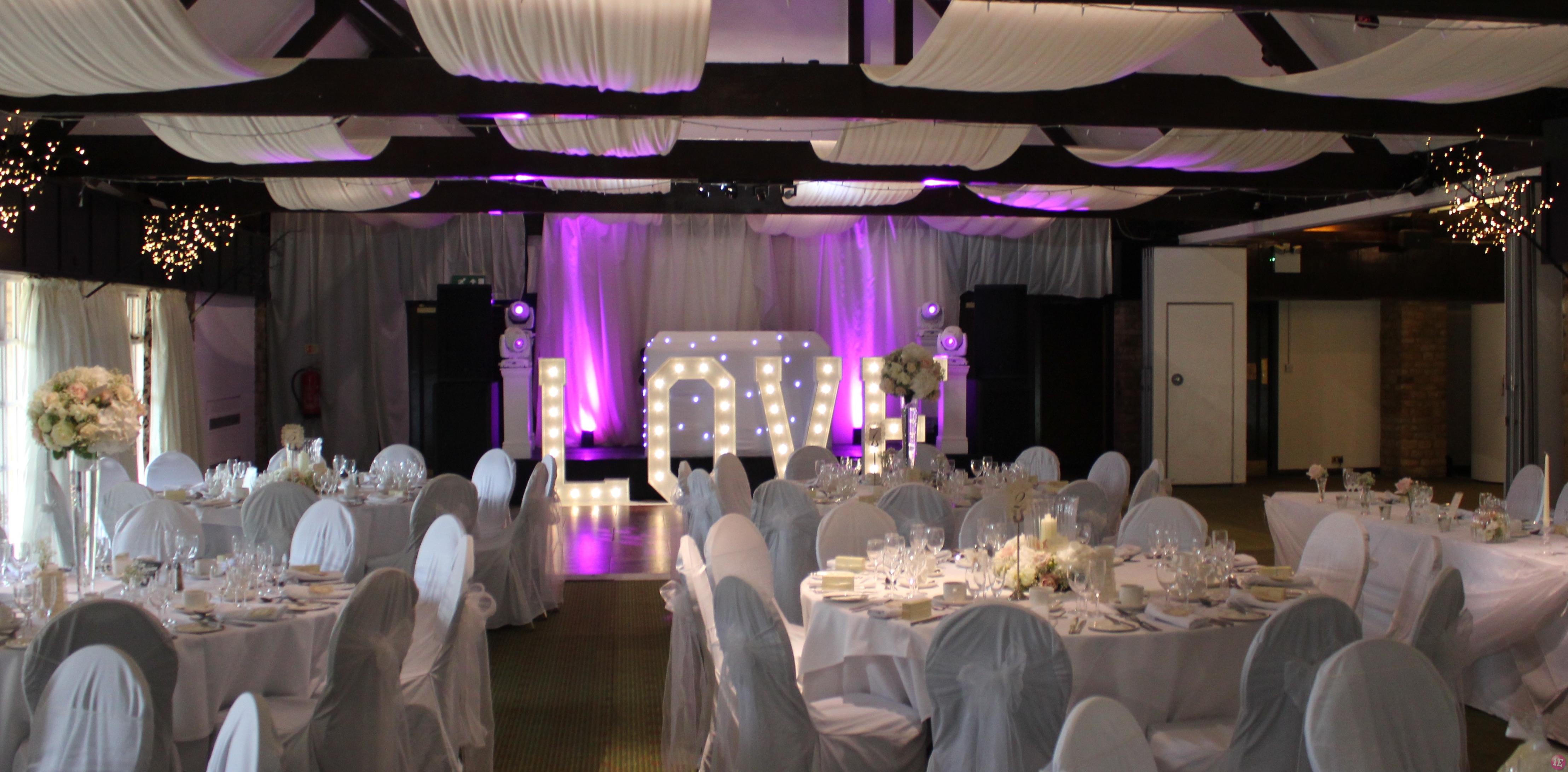 Wedding DJ Peterborough