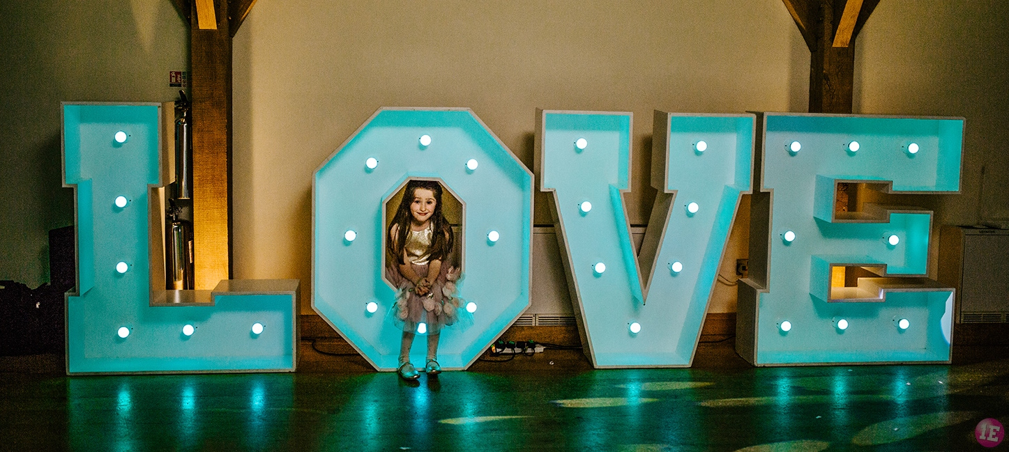 LOVE letters hire northampton