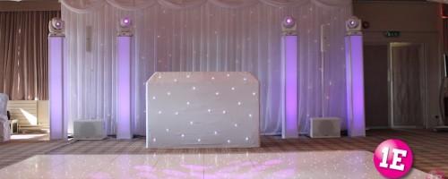 Starlit Dance Floor Hire