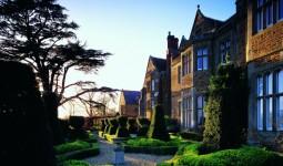 Fawsley Hall
